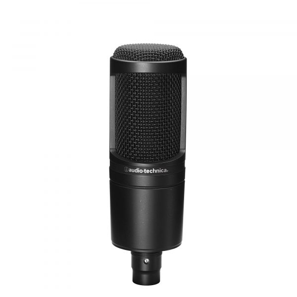 audiotechnica at2020 front