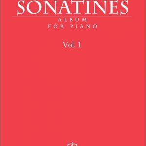 Sonatines ALBUM FOR PIANO Vol.1