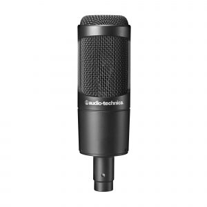 audiotechnica at2035 front